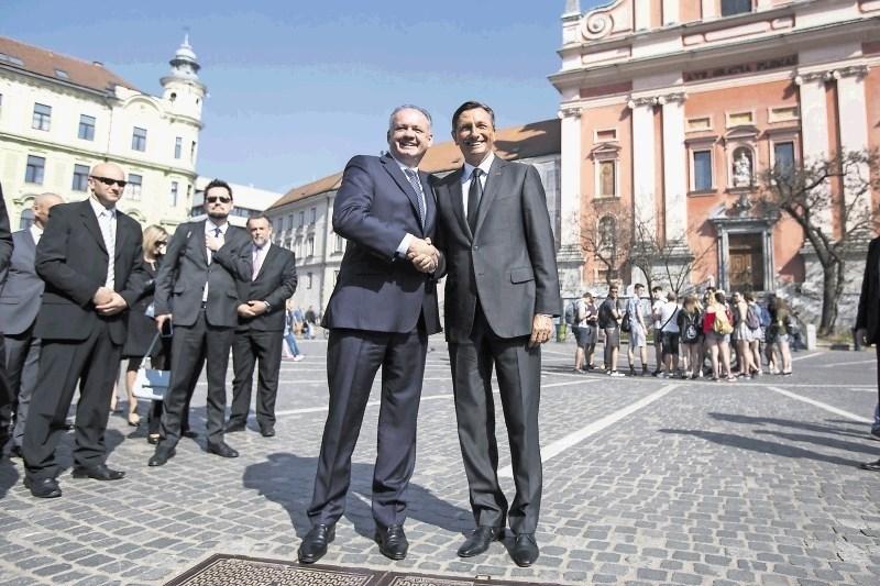 Bivši slovaški predsednik obtožen davčne utaje