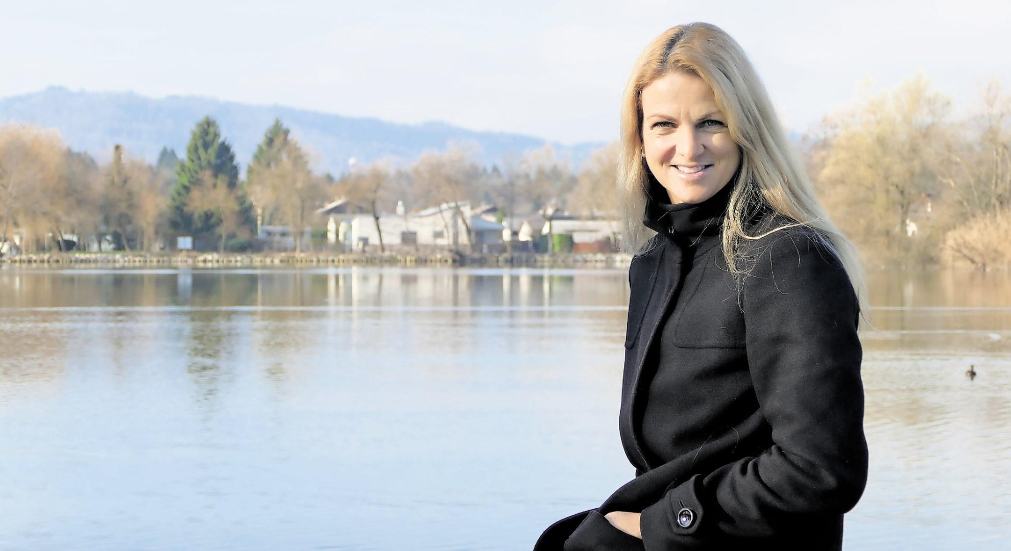 Špela Pretnar, nekdanja alpska smučarka: Dva zloma nog? Malenkost
