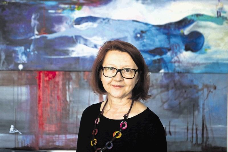 Svetlana Jakimovska Rodić, grafičarka in slikarka: Neponovljiva sled življenja