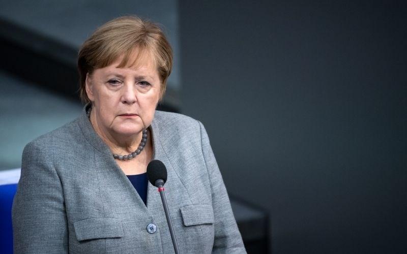 Merklova: Ohladitve odnosov med Nemčijo in ZDA ne gre pripisati zgolj Trumpu