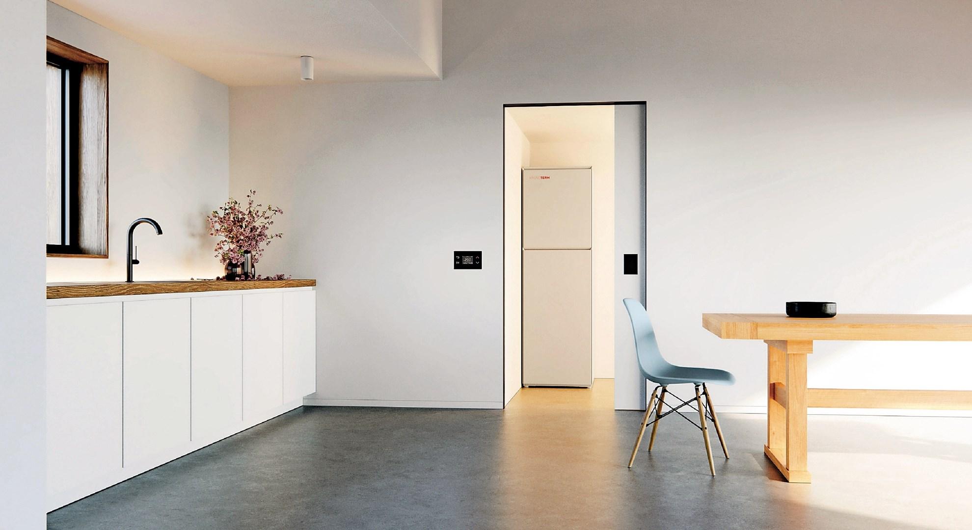 Toplotne črpalke: monoblok je rešitev za manjše stanovanjske enote