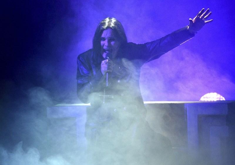 Ozzy Osbourne se bori s Parkinsonovo boleznijo