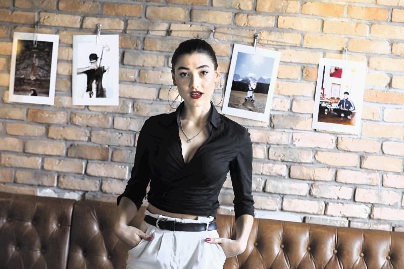 Zala Djuric: Tisti, ki me ne poznajo, me imajo za avšo