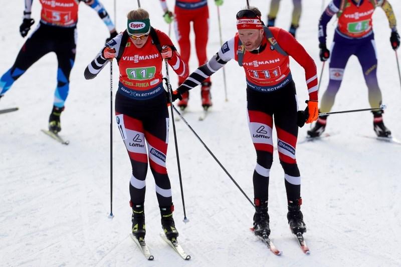 Mešana štafeta Franciji, Slovenija po dobrem začetku na koncu 12.