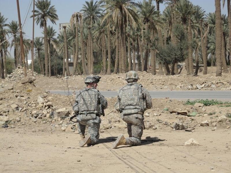 Mednarodna koalicija namerava okrepiti skupni boj proti IS v Iraku