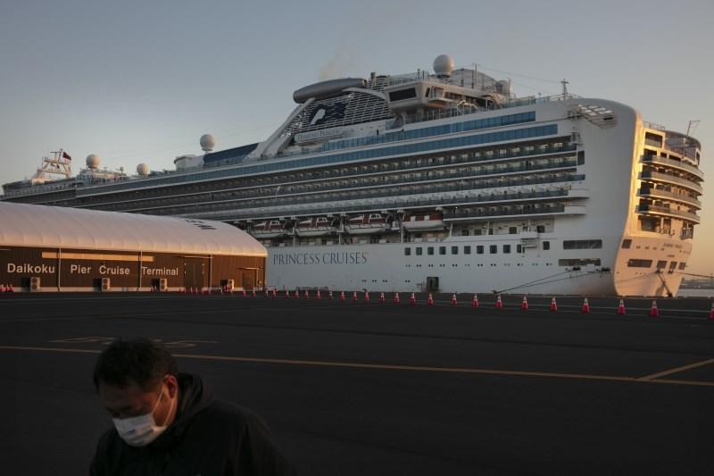 ZDA bodo evakuirale svoje državljane z ladje Diamond Princess