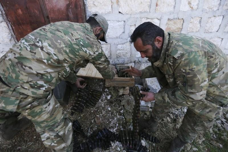 V letalskem napadu v Siriji ubita turška vojaka