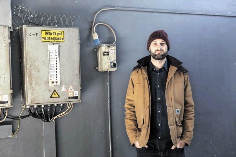 Peter Kalčič alias B.Visible, producent elektronske glasbe: »Ustvariti želim, česar še nisem slišal«
