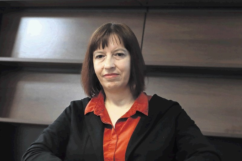 Velenjica Lidiji Dimkovski