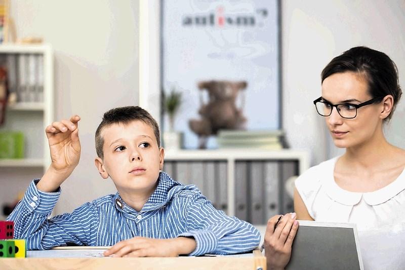 Stiske v družinah, ki imajo otroka z avtizmom