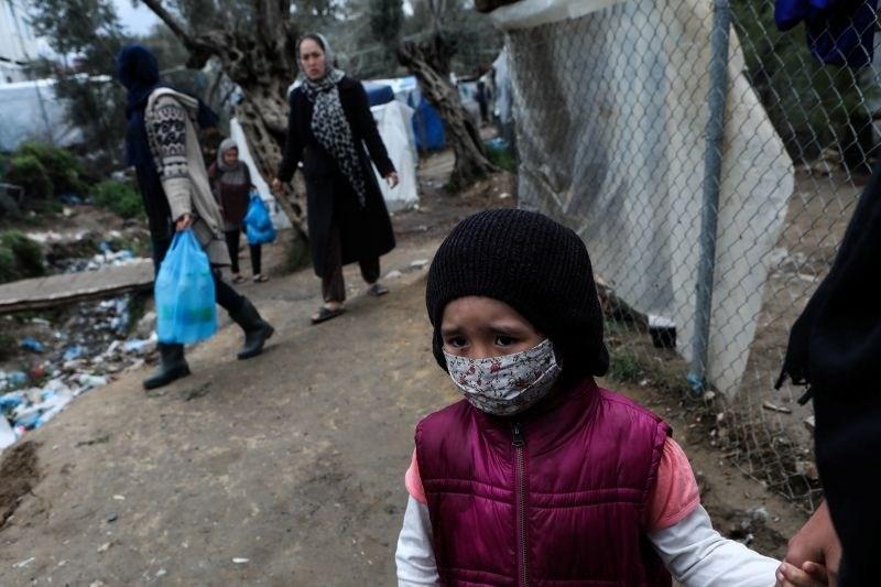 Na grško-turški meji marca najmanj dva ubita migranta