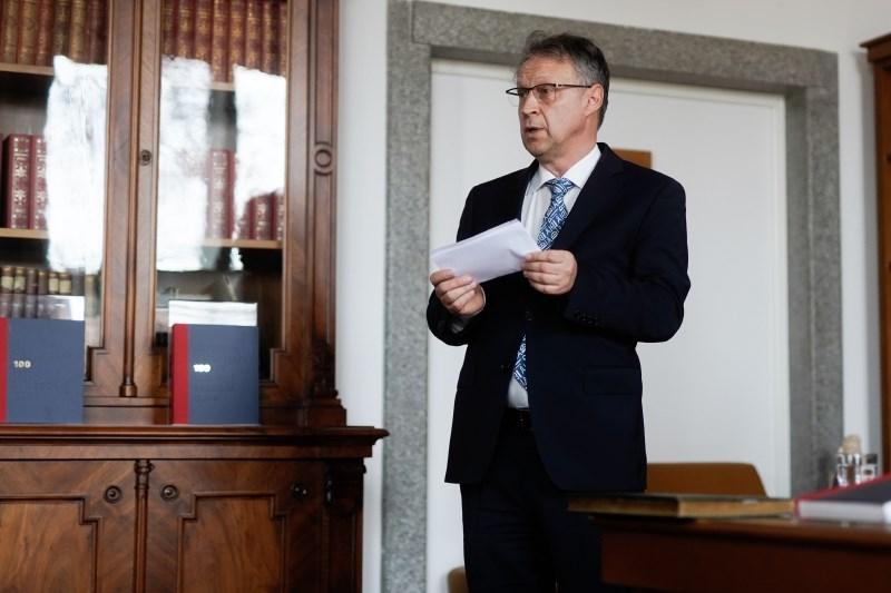 Viljem Leban, ravnatelj NUK: Tisti direktor, ki zna knjižnice tudi zgraditi
