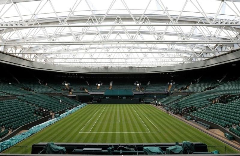 Wimbledon je bil zavarovan za primer pandemije - dobil bo 114 milijonov evrov