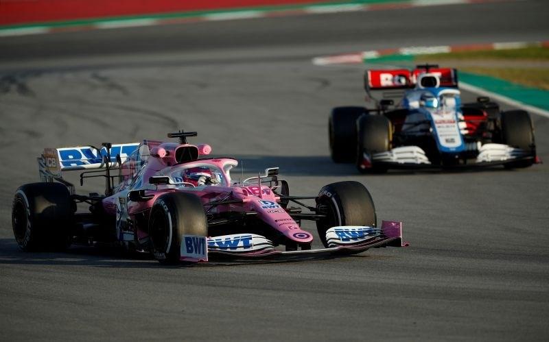 Formula 1 razmišlja o dirkah brez gledalcev