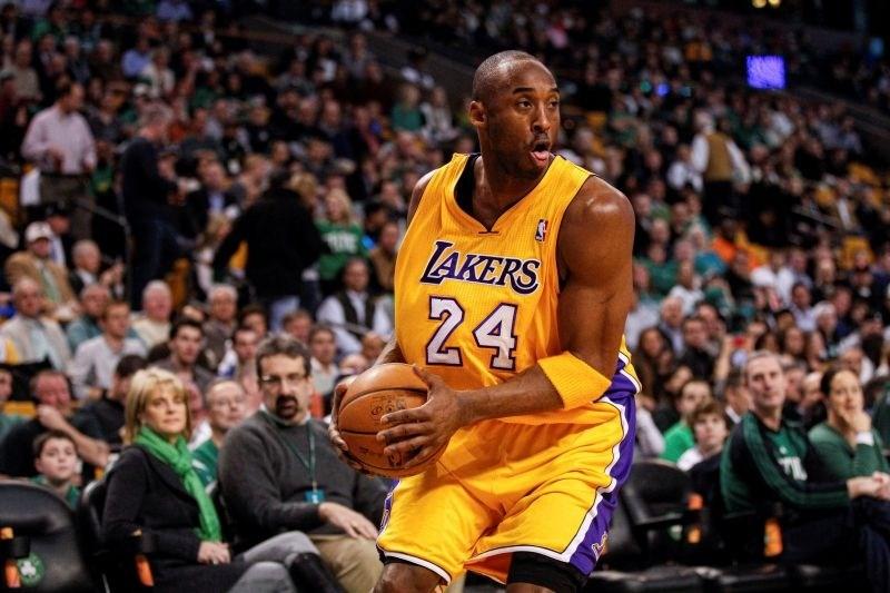 Dražba predmetov Kobeja Bryanta prinesla več kot 200.000 dolarjev
