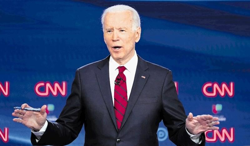 #video Biden po dolgem času spet v težavah zaradi neprimerne izjave
