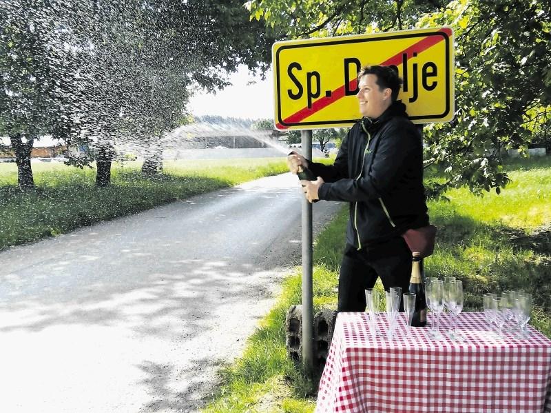 V slabih šestih letih vseh 6036 slovenskih naselij
