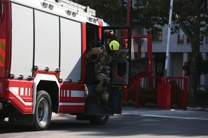 Zaradi požara v savni Term Zreče evakuirali del bolnikov