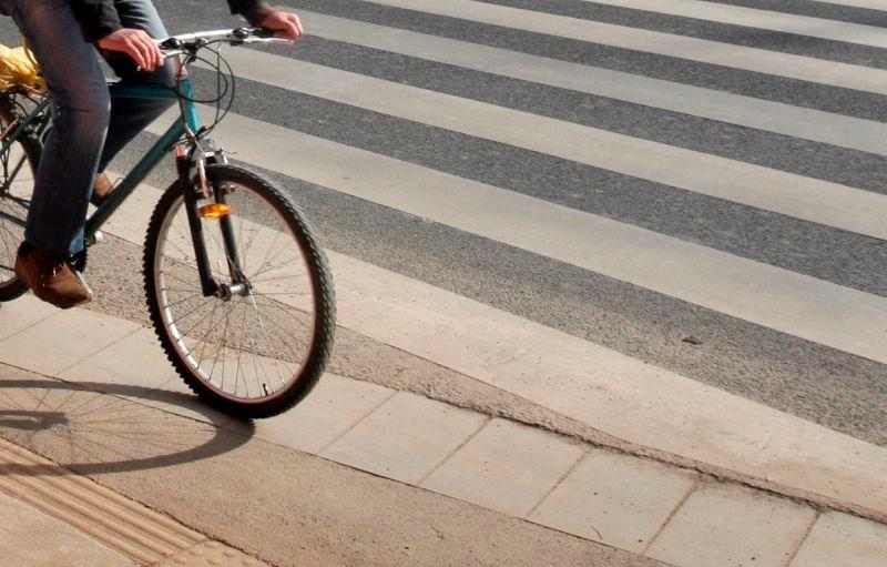 55-letni kolesar napihal kar 4,10 promila alkohola