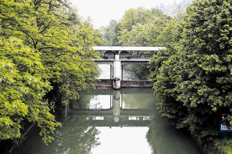 Dogovor o elektrarnah na Ljubljanici
