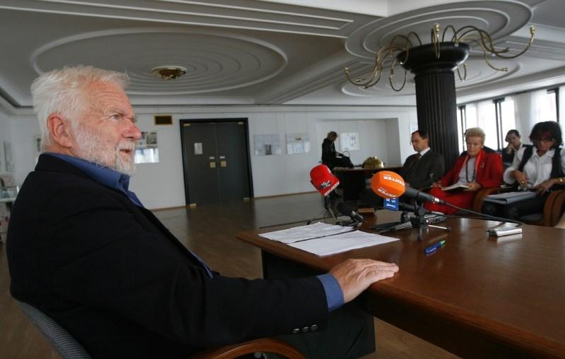 Hubert Požarnik o tem, da so danes na čelu levice politični pobalini in razne frklje