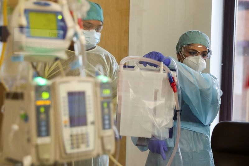 Na Hrvaškem od srede še 76 okuženih z novim koronavirusom