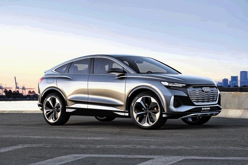 Novost na cesti: Audi Q4 e-tron