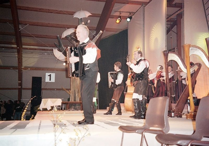 Ansambel bratov Avsenik med nominiranci za nagrado državljan Evrope