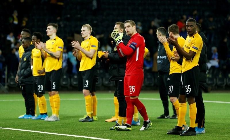 Young Boys tretjič zaporedoma do naslova švicarskega prvaka