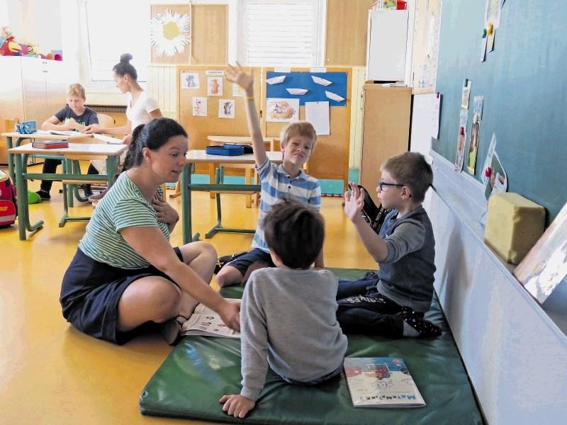 Prvi dislocirani oddelek za otroke z avtizmom v Posavju