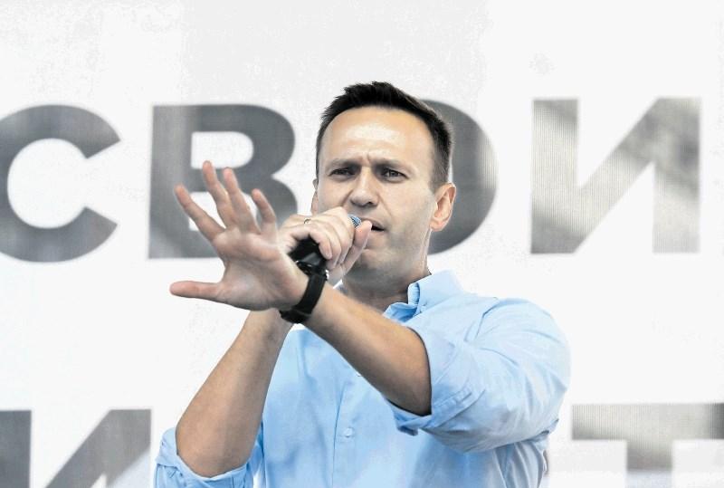 Navalni od Moskve zahteva svoja oblačila