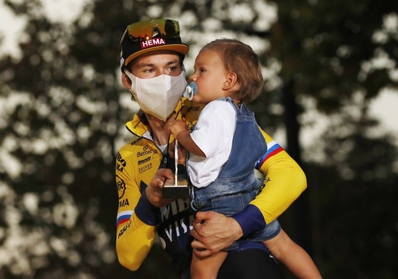 Eddy Merckx: Jumbo Visma je sama kriva za poraz Rogliča