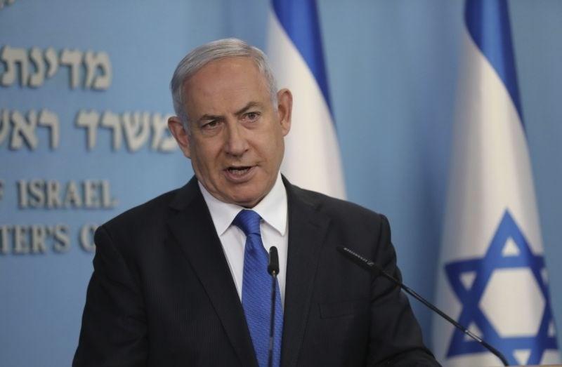 Netanjahu: Hezbolah ima v Libanonu tajno skladišče orožja