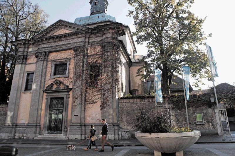 Denacionalizacija križevniške cerkve se je vrnila v leto 1992