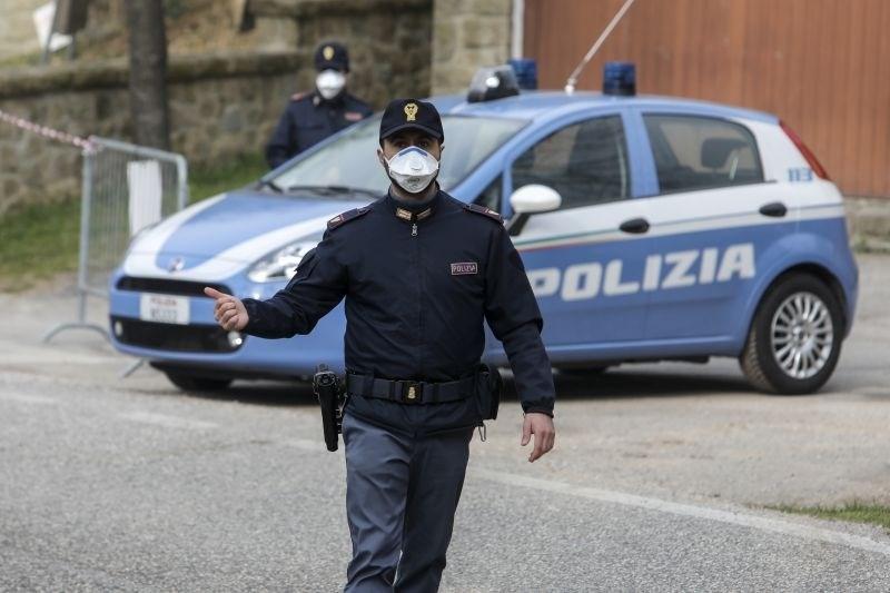 V Rimu aretirali več članov mafijske združbe Camorra