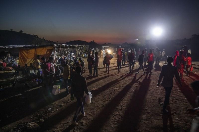 Etiopski premier pritiska gumb za napad