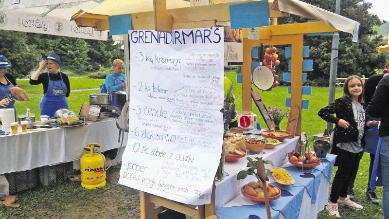 Kulinarični festival za domov