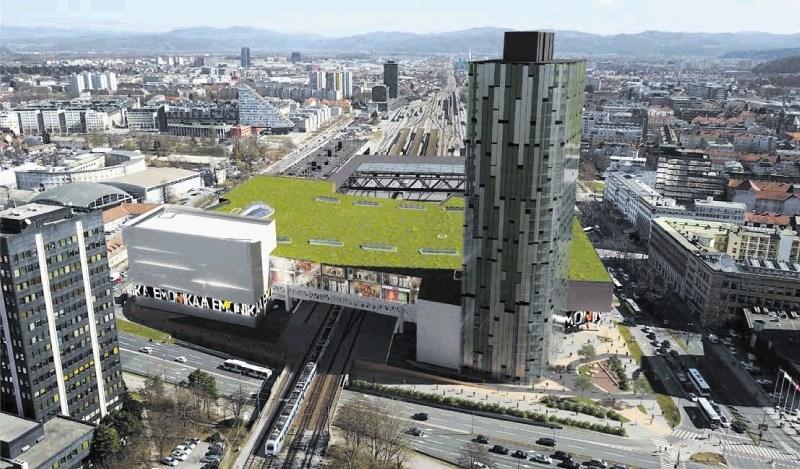 Tudi Madžari bi v Ljubljani gradili hotel