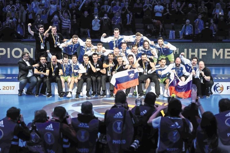 Selektor Vranješ: Slovenija bo svetovni prvak v Egiptu