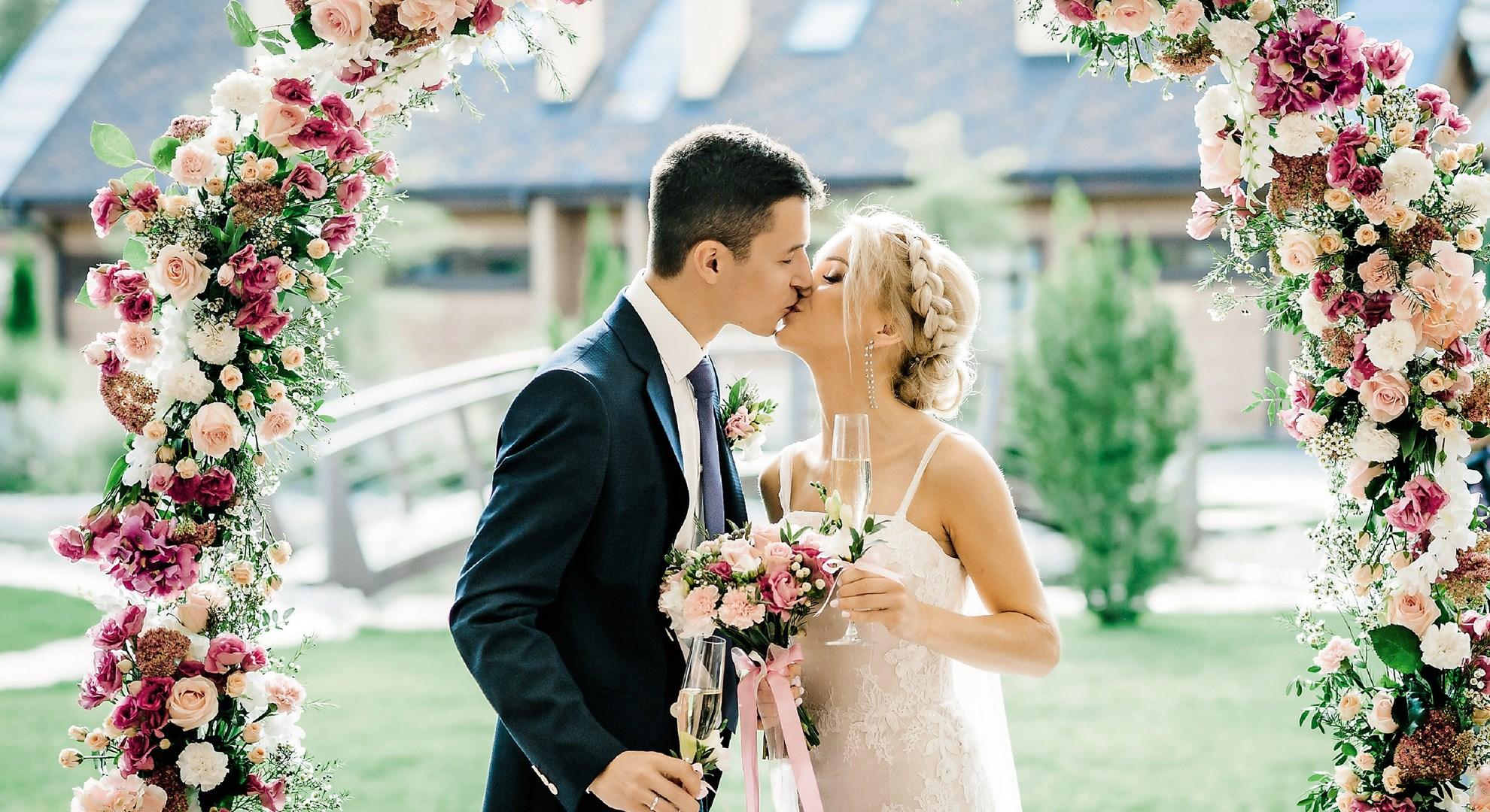 Poročne lokacije: Katere so najbolj priljubljene