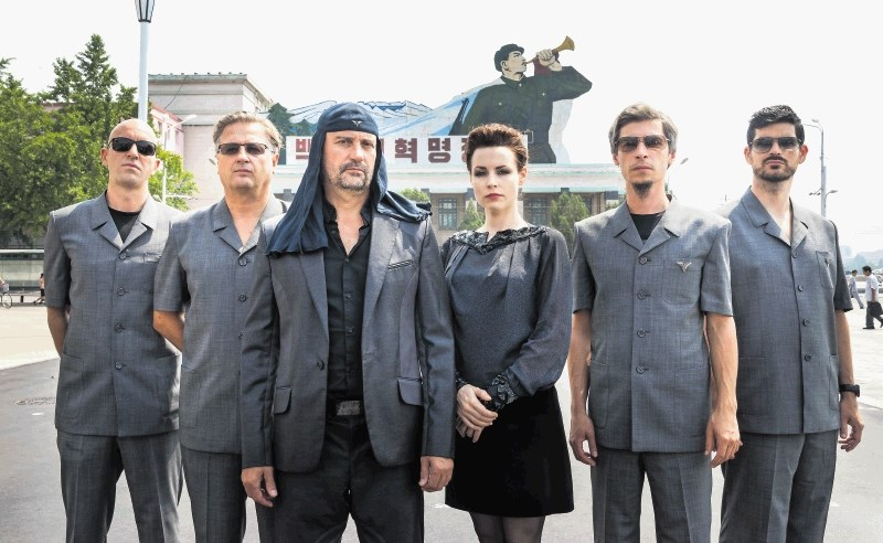 Laibach 4 dekad: iz Trbovelj v svet