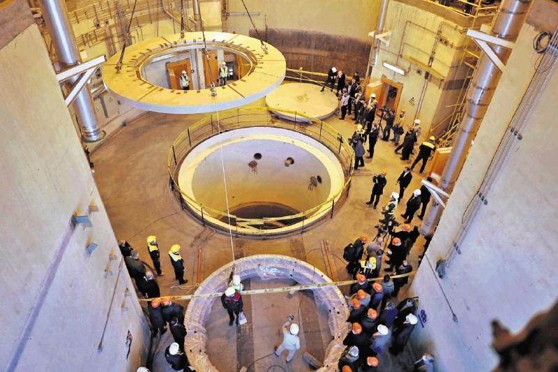 ZDA in Iran pred vrnitvijo k jedrskemu dogovoru