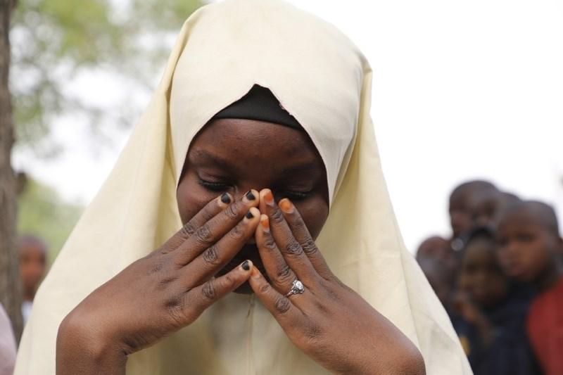 V Nigeriji izpustili nekaj ugrabljenih otrok