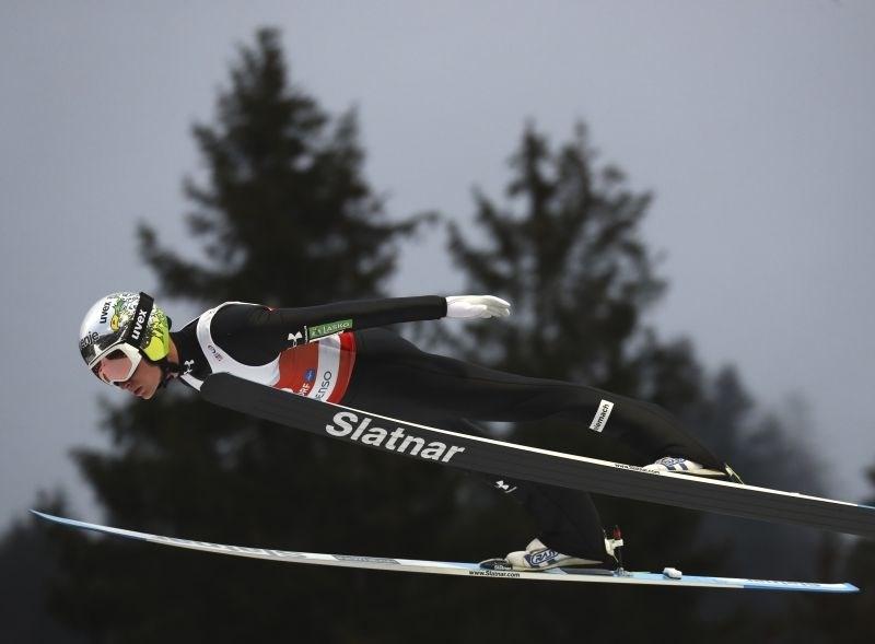 Anže Lanišek je poskrbel še za četrto slovensko medaljo v Oberstdorfu