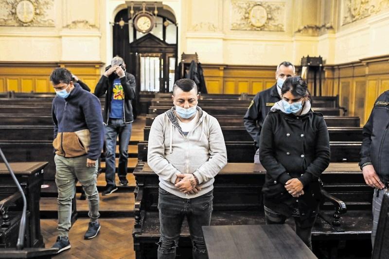 Sodba Strojanovim iz Roj: Ravno izpuščenega Miho spet čaka zapor