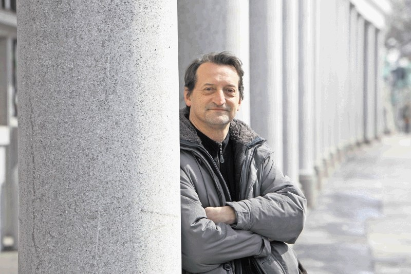 Bogdan Benigar, vodja programa jazza in glasb sveta v Cankarjevem domu: Za svobodo se bo treba žrtvovati
