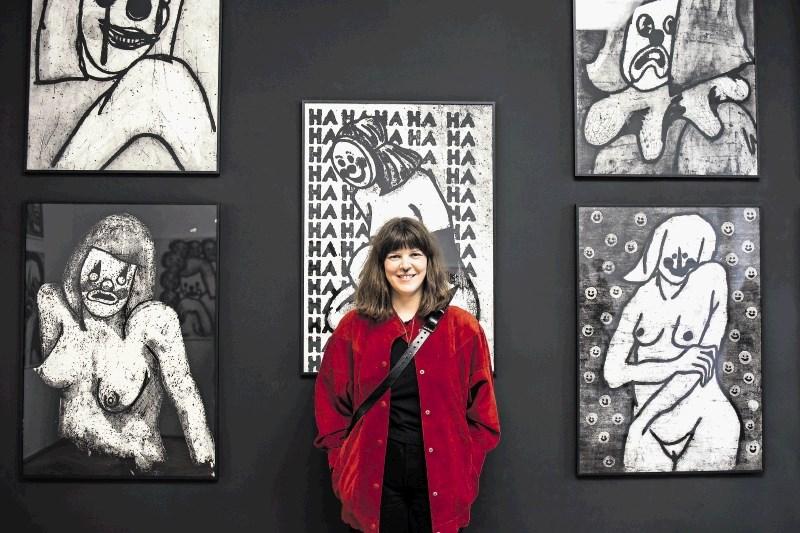 Sonja Vulpes, vizualna umetnica: Vsak pleše svoj limbo