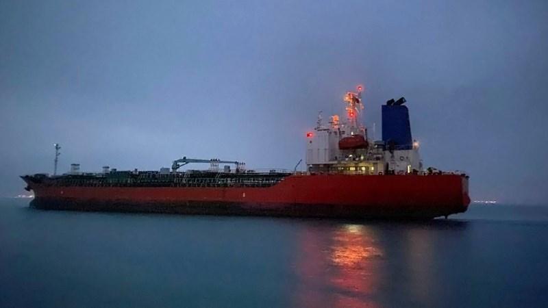 Iran po treh mesecih izpustil zasežen južnokorejski tanker