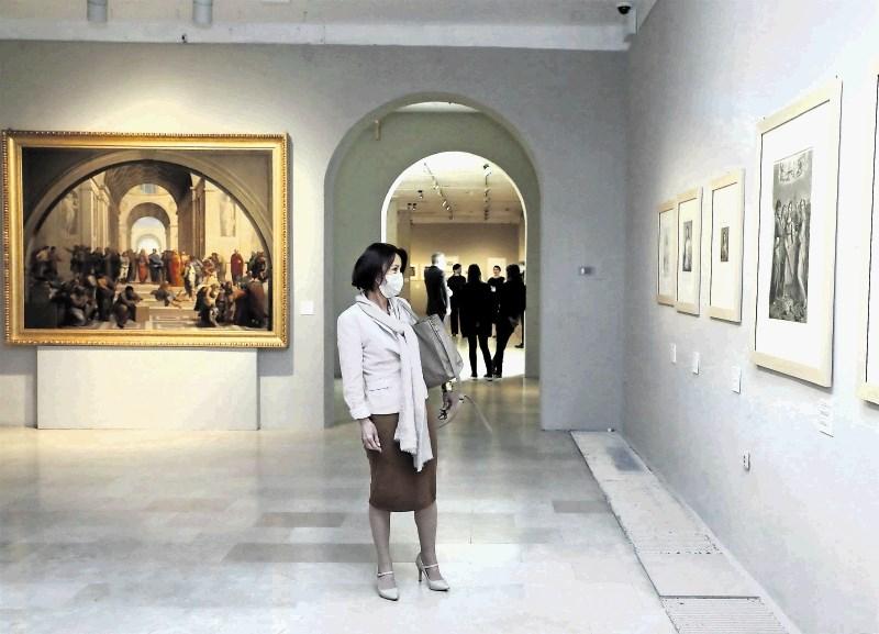 V Zagrebu mednarodna razstava Rafael – pri izvoru mita