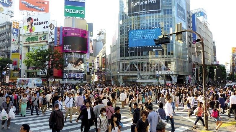 Na Japonskem rekordno malo otrok